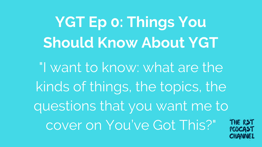 YGT 0: Things You Should Know About YGT