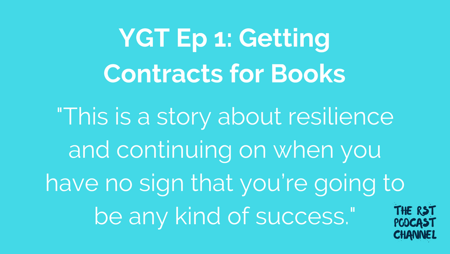 YGT 1: Getting Contracts for Books