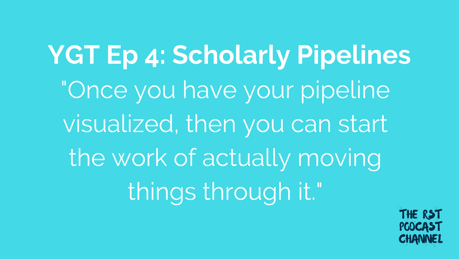 YGT 4: Scholarly Pipelines