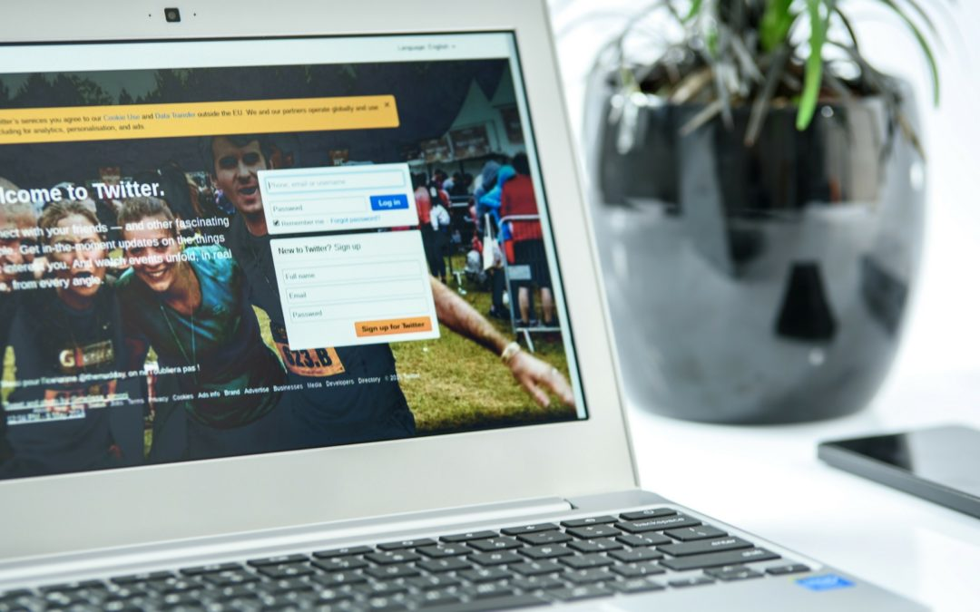 Using Social Media for Accountability