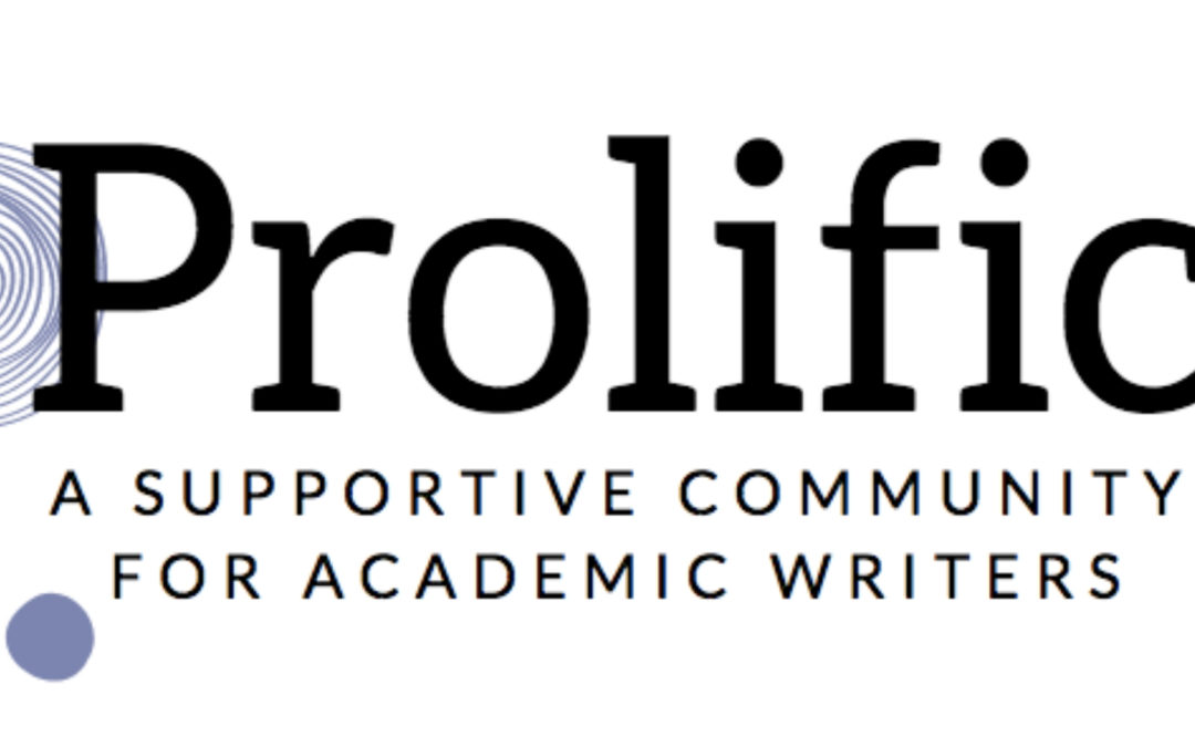 Announcing: Prolific