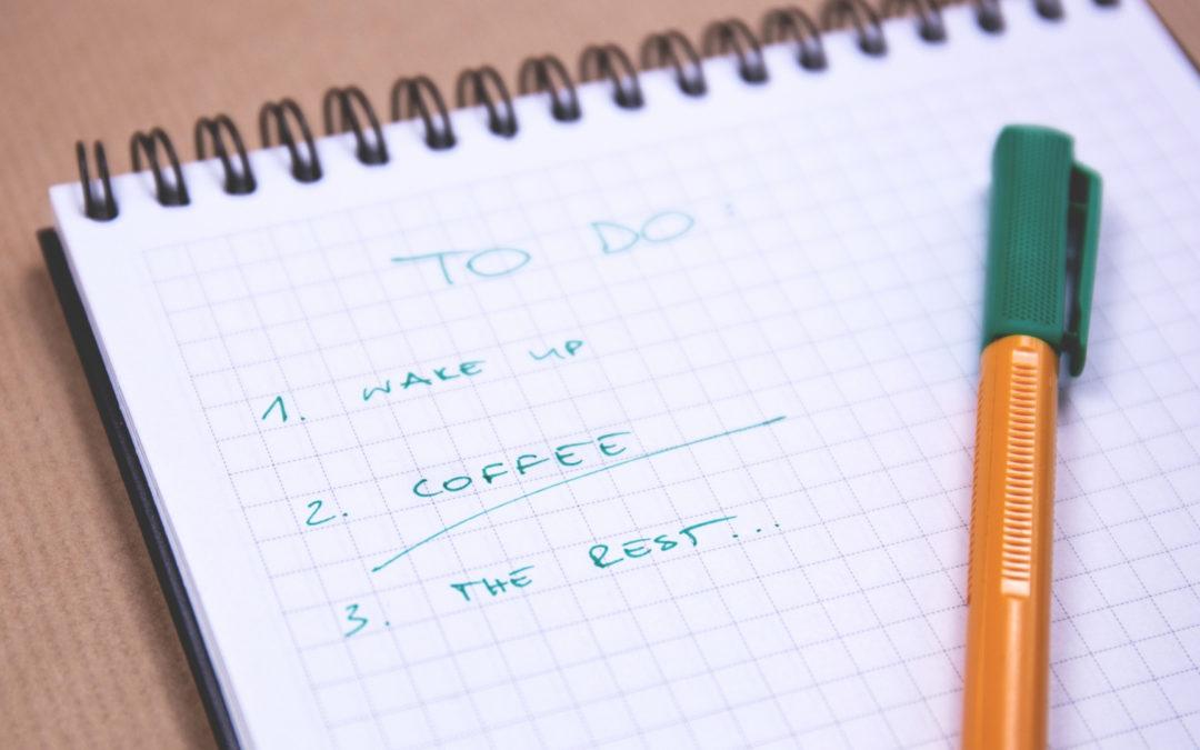 My Winter Break PlanningStrategy