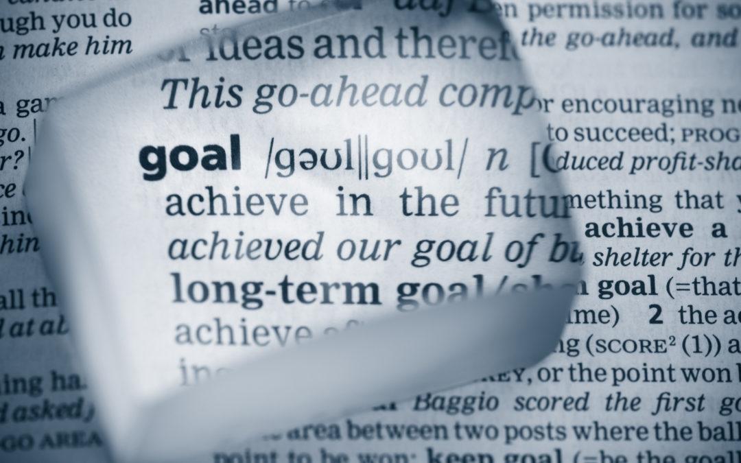 Quarter One GoalsCheck-in