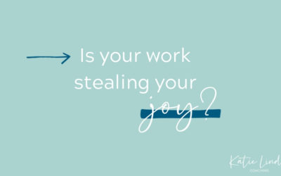 YGT 156: What is Your Work Stealing from You?