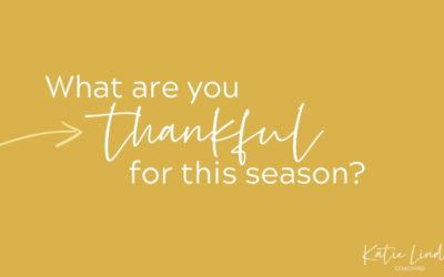 YGT 168: A Thanksgiving Gratitude List