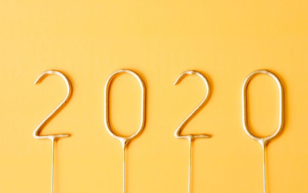 2020 Goals & Intentions