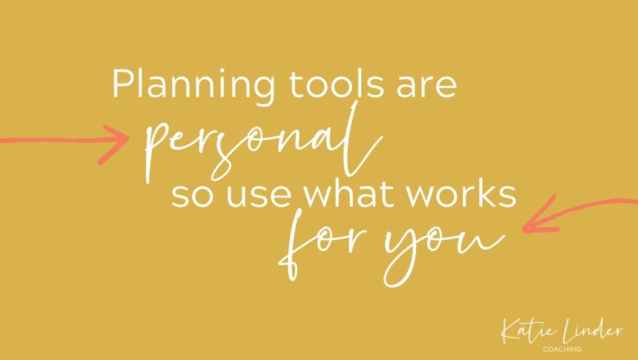 YGT 175: My 2020 Planning Tools