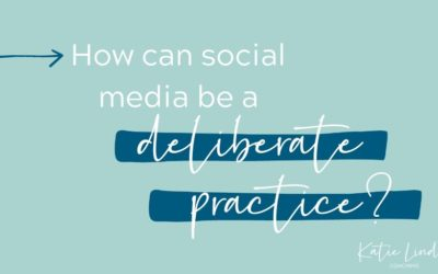 S2E5: Reengaging in Social Media with Intention