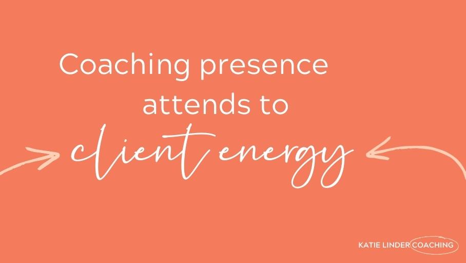 S4E6: Coaching Presence