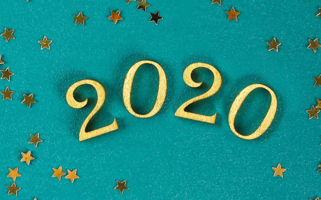 Celebrating 2020 Accomplishments