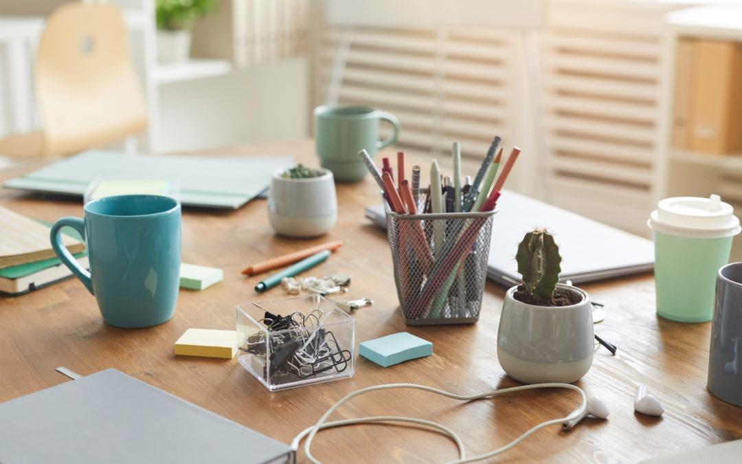 Feeling Overwhelmed? Try a Digital De-Clutter
