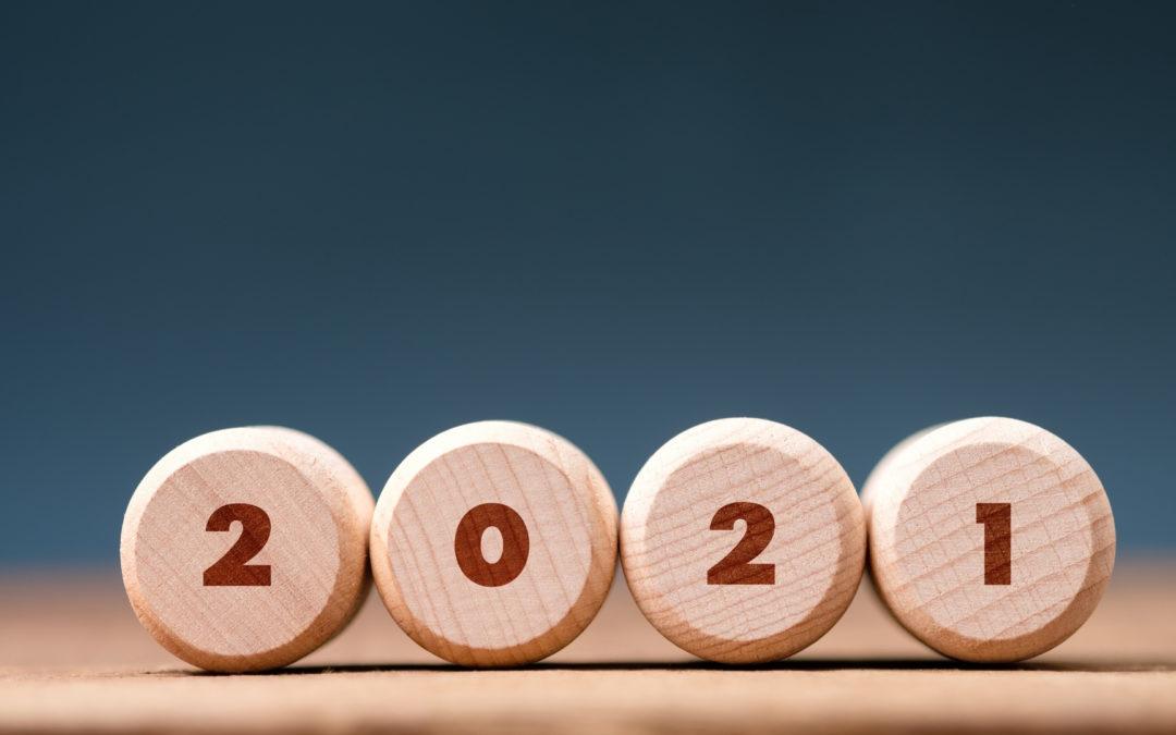 2021 Q1 GoalsCheck-in