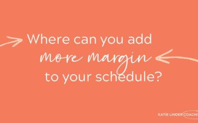 YGT 237: Creating Margin