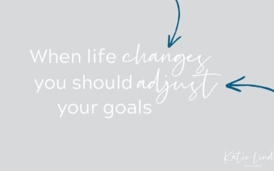 YGT 248: Adjusting My Annual Goals
