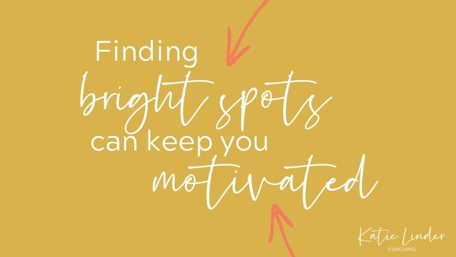 YGT 259: Finding Bright Spots